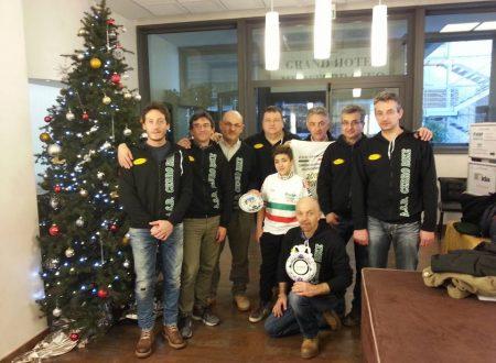 Premiazione campionato nazionale escursionismo a Firenze