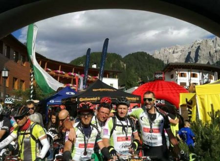 CERRO BIKE alla SELLARONDA HERO 2017
