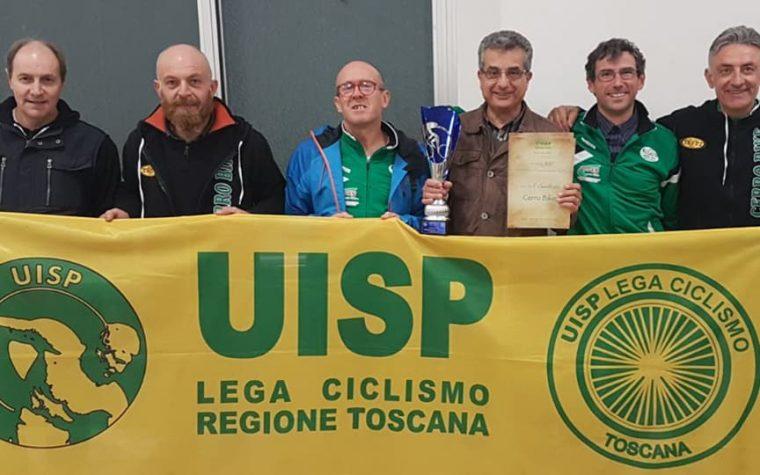 Premiazioni stagione ciclistica UISP della Provincia di Siena
