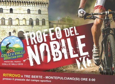 """Domenica 28 Aprile, 2° edizione del """"Trofeo del Nobile XC"""""""